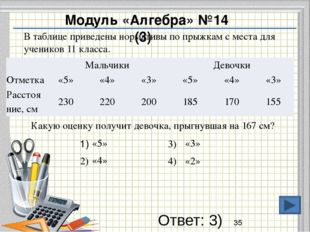 Модуль «Алгебра» № 16.Решите самостоятельно Государствупринадлежит 60% акций