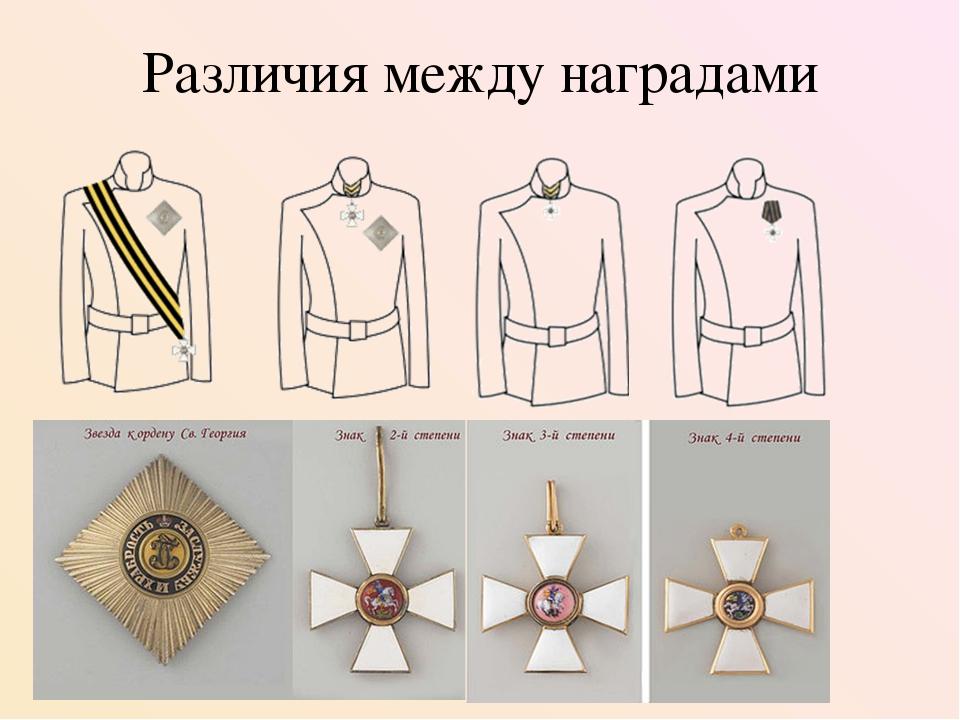 Солдатский Георгиевский Крест В 1807 году был введён Знак Отличия Военного ор...