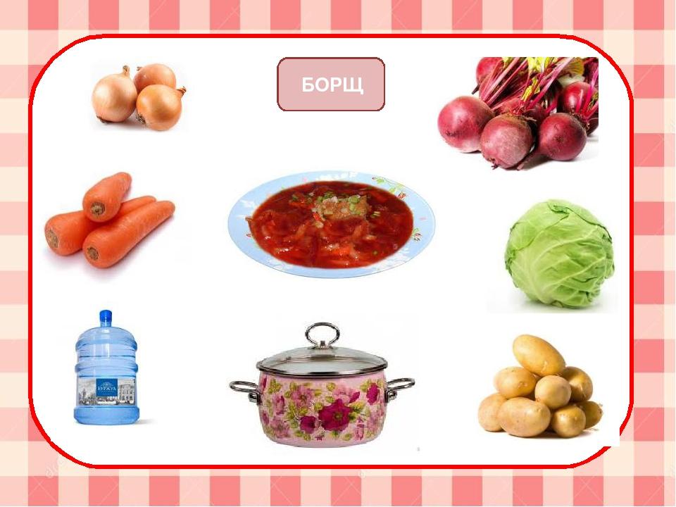 еда в картинках с ответами решил разнообразить
