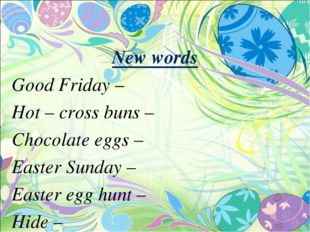 New words