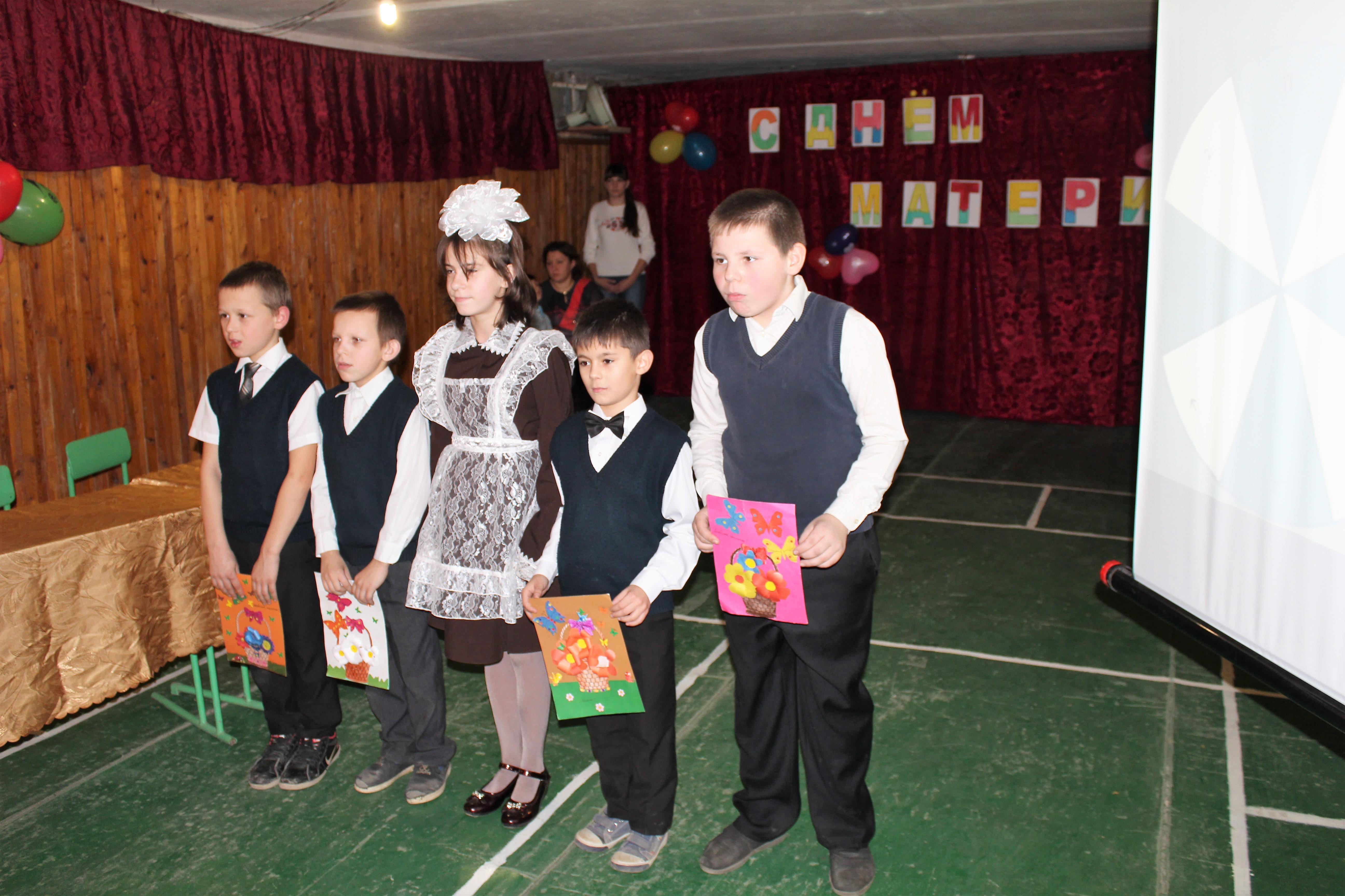 Серпантин идей Сценарий на вручение подарков учителям