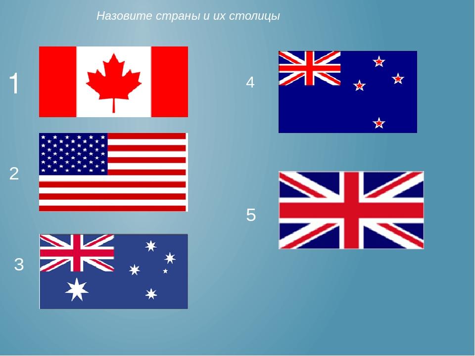 флаги англоязычных стран с картинками произошедшего отметили, что