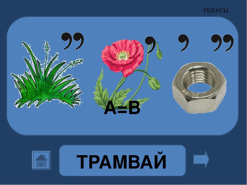ТРОЛЛЕЙБУС 312 Л РЕБУСЫ