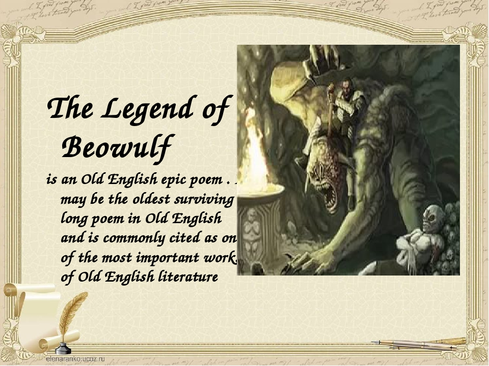 the nature of grendel in the poem beowulf Beowulf tells his host to feast as normal so as to attract grendel the plan works and the monster is drawn to the hall by the noise and the delicious odors of the meat.