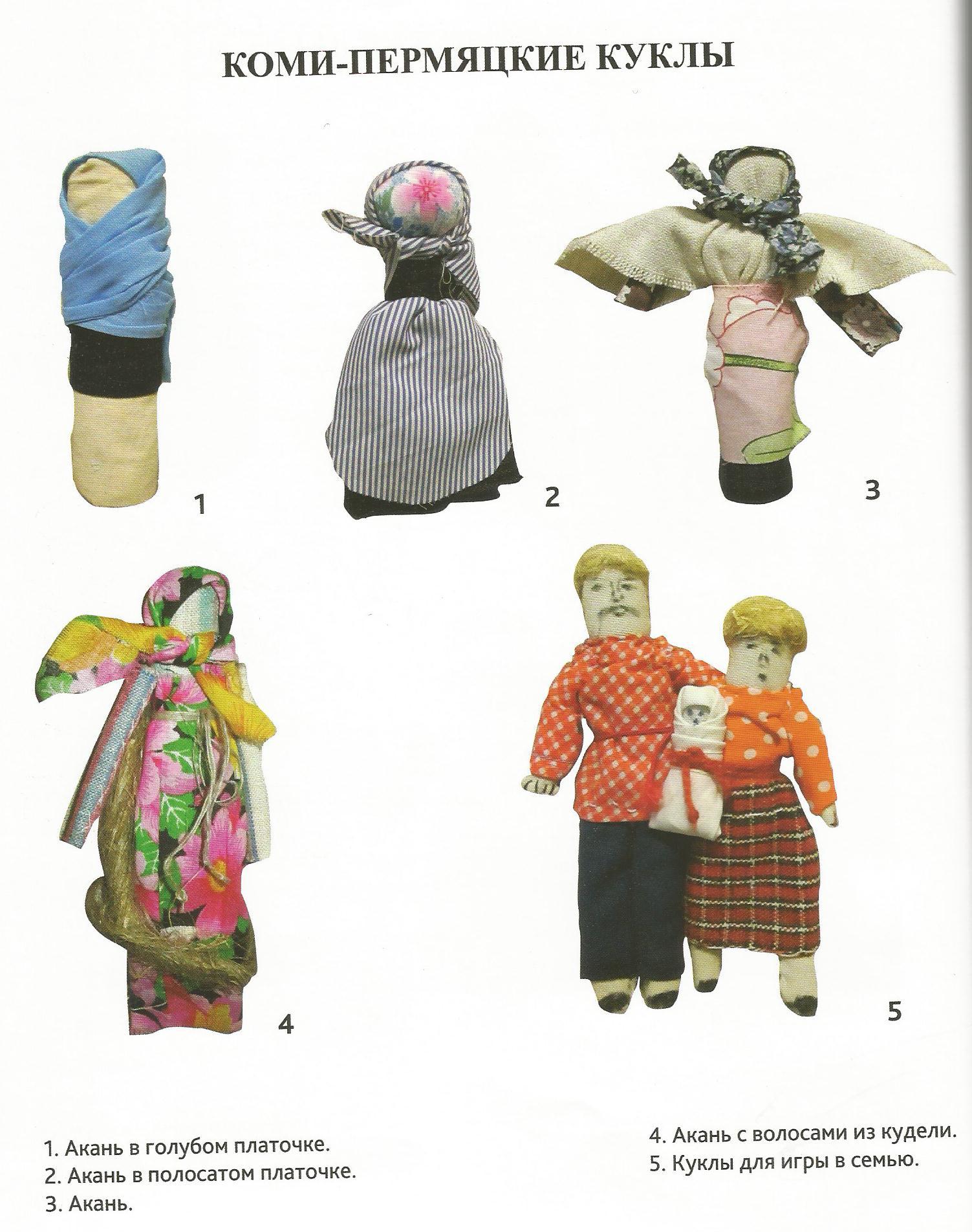 Занятие кружка Народные промыслы на тему Крестьянская кукла-скрутка 92