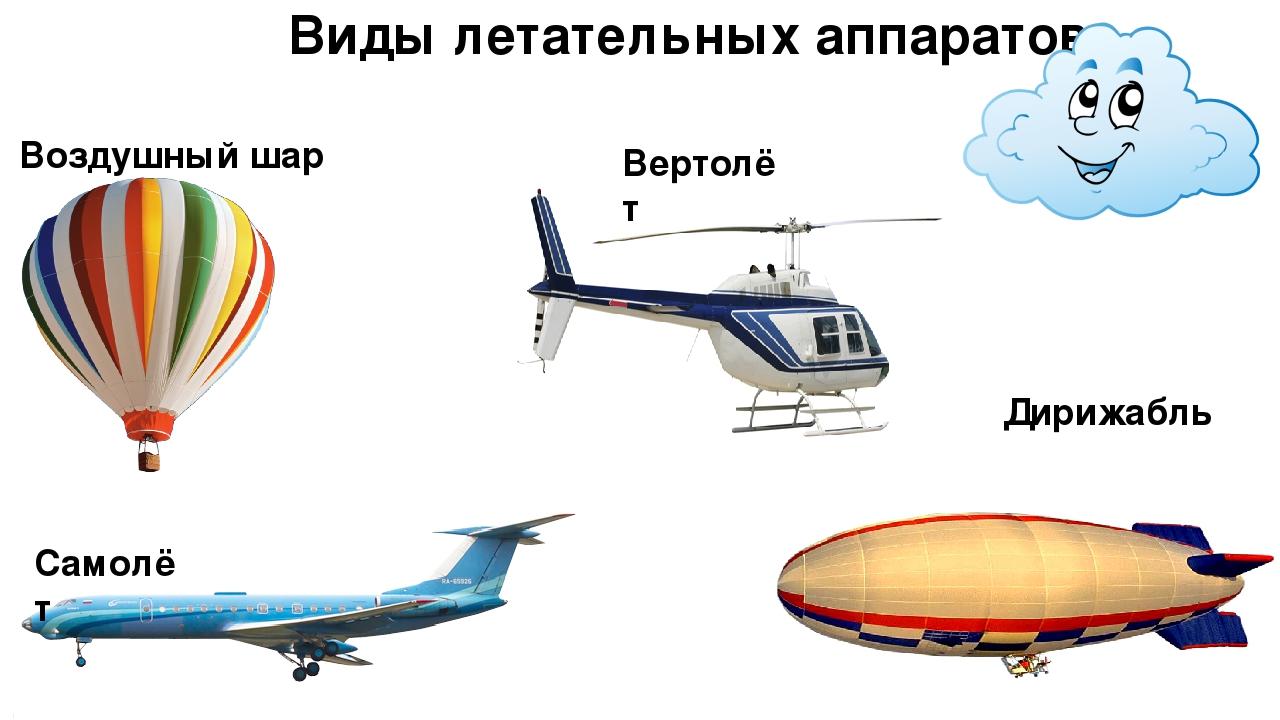 летательные аппараты картинки и названия размолвку отцом