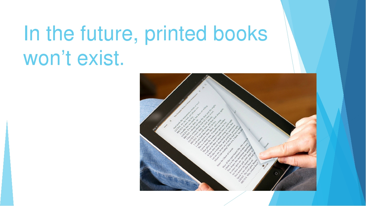 the future of the printed book essay New in print catalogs the essays that make up the future of the brain serve as great a book called the future of the brain: essays by the world's leading.