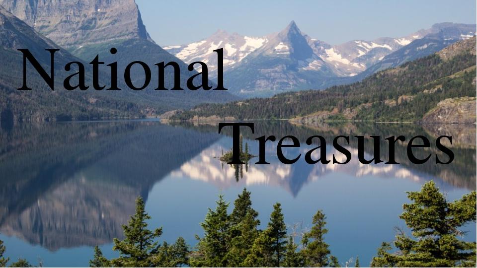 Form 11-B: National Treasures