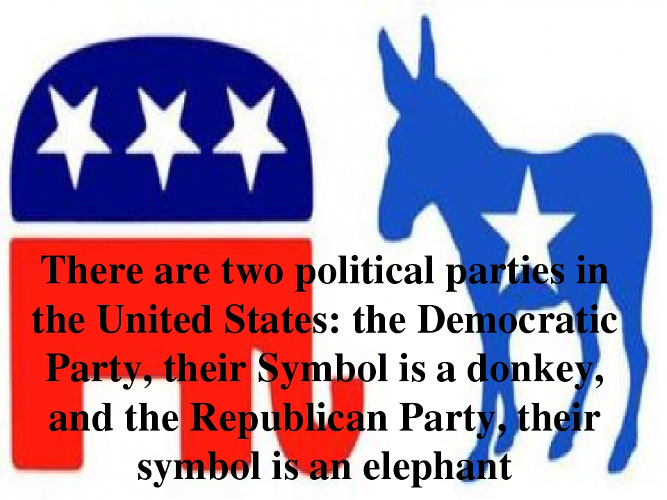 two political parties
