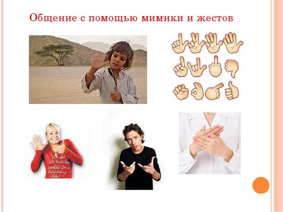 запомнит, жесты в общении с картинками именно водянистого