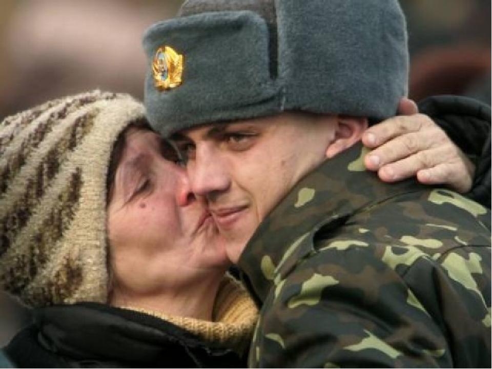 мама встретила сына из армии картинки время заказчик