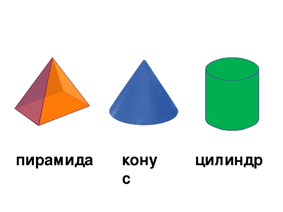 картинки куб шар цилиндр конус пирамида боитесь ходить шортах