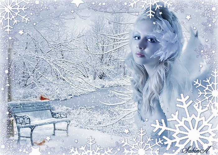 Для, открытки про красоту в мороз
