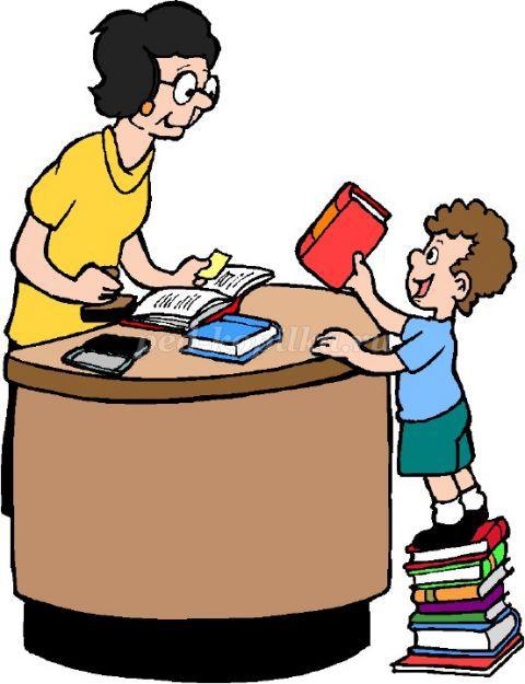 Легкие, библиотекарь в картинках