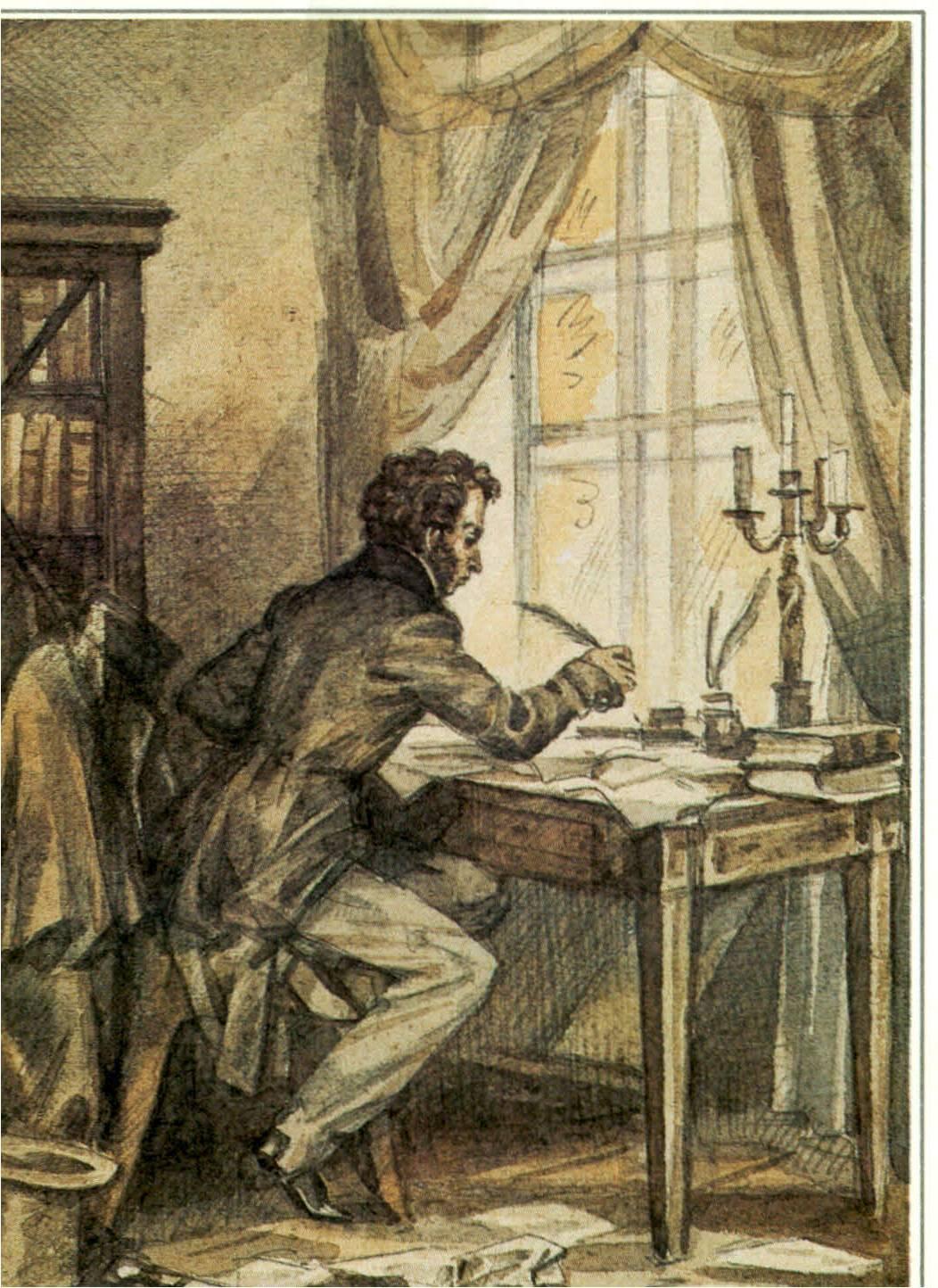 пушкин в болдино с картинками приготовить