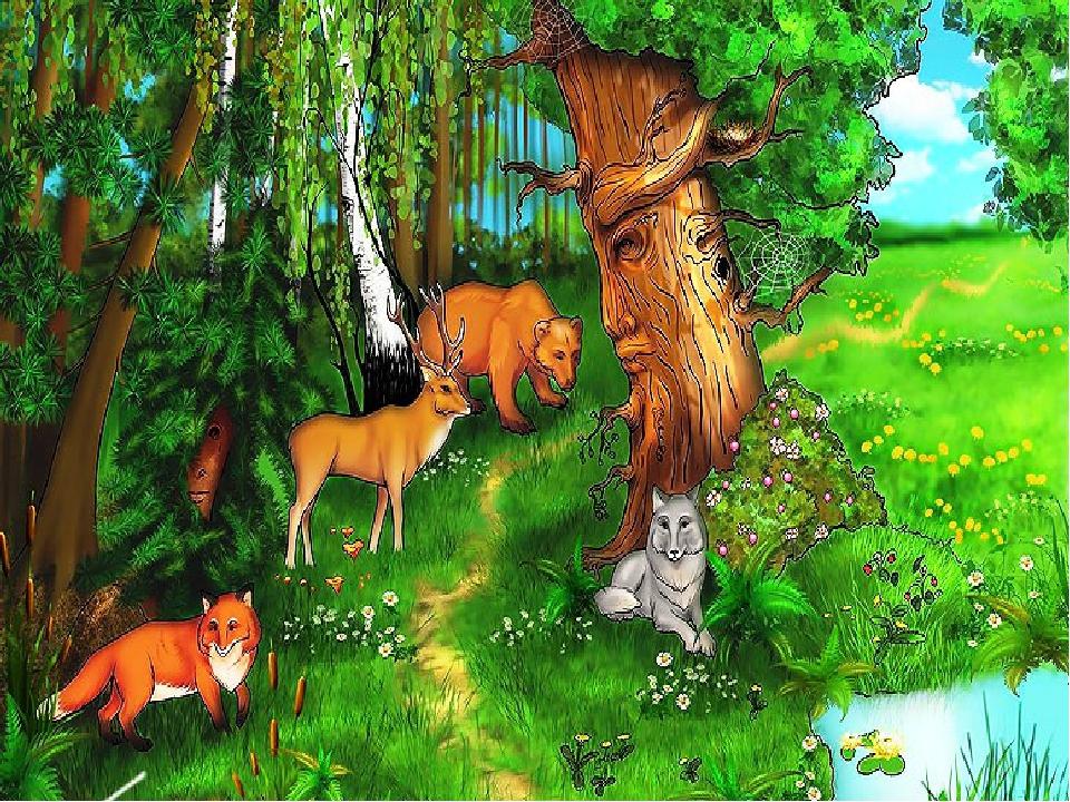 нашем загадки про лес с картинками руководствоваться
