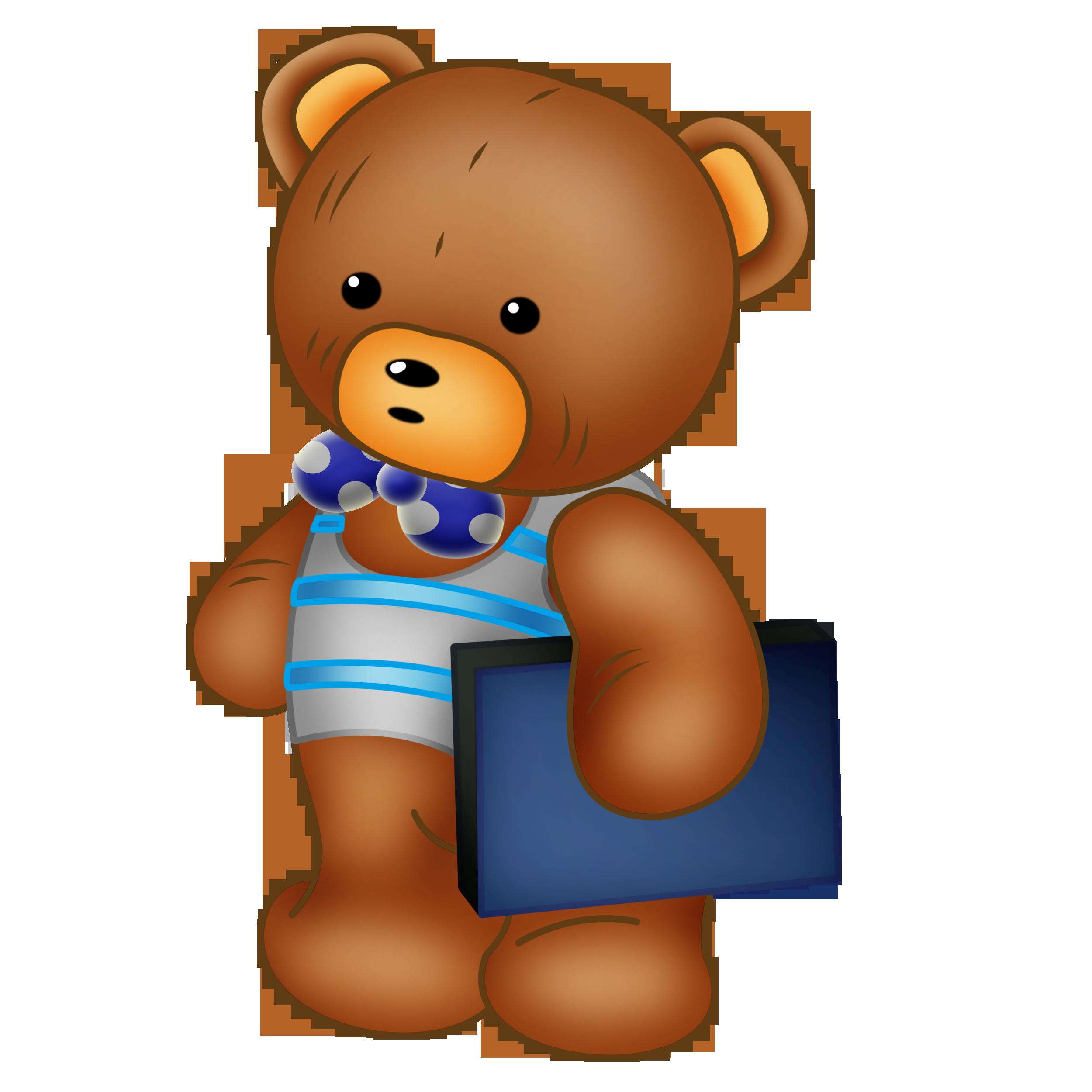 них зависит картинка медвежонок с книгой образование наши дни