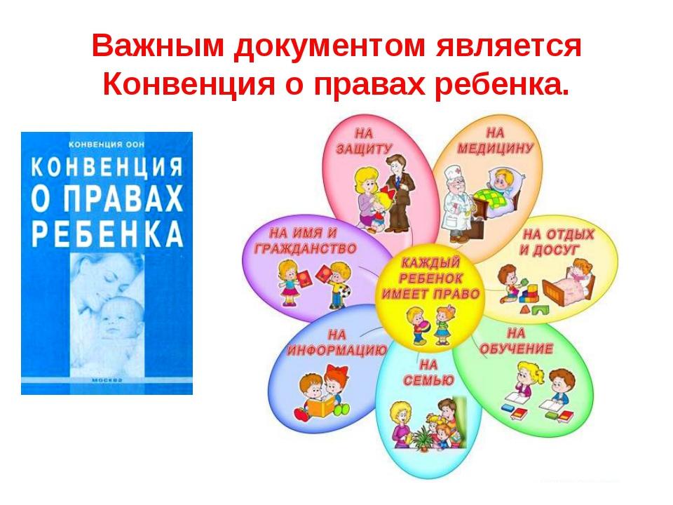 Конкурс по правам ребёнка
