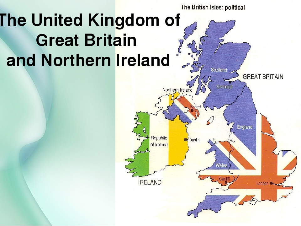united kingdom and northern ireland