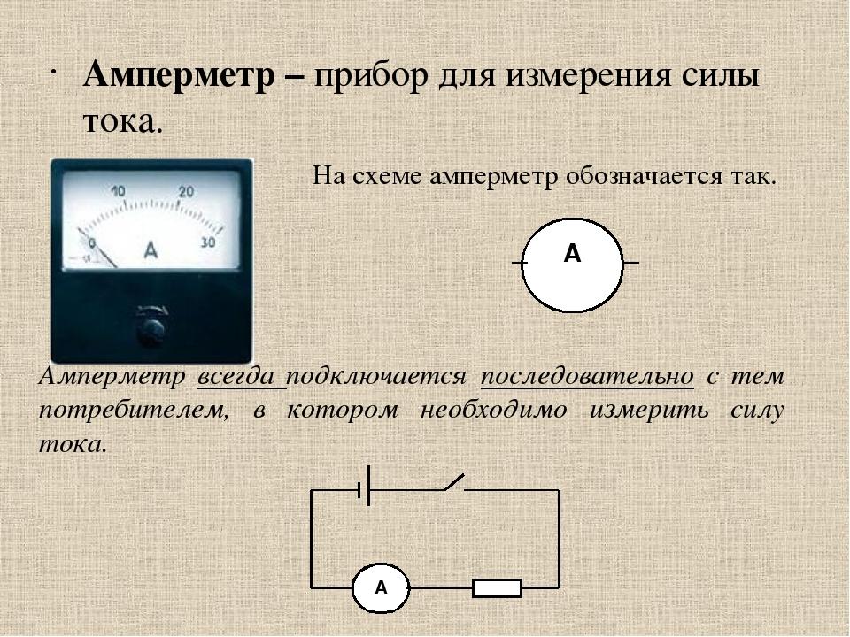 Амперметр своими руками из вольтметра