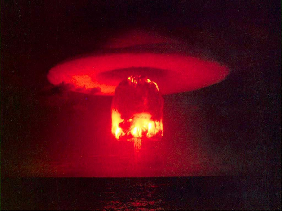 nuclear weapon and science International researchers in the journal science & global security analyzed previously unpublished results of radiation testing at a us lab of  this was an illegal nuclear weapons test, very.
