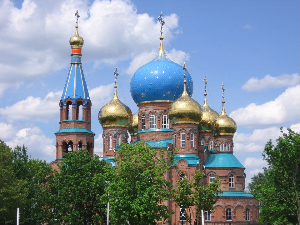 Картинки церквей на кубани
