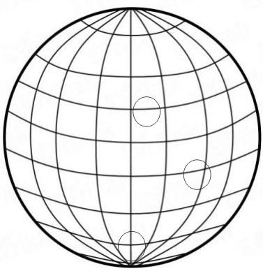 Глобус девушка модель земли проверочная работа работа для моделей от 17 лет