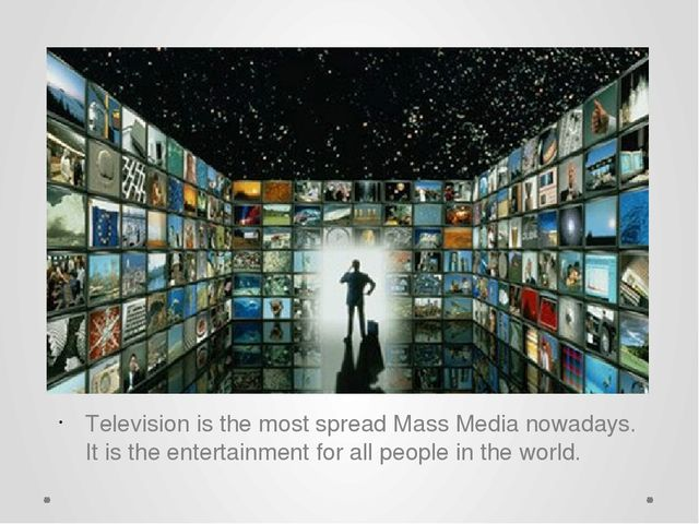 the proliferation of mass media Mass media channels and audiences, and the proliferation of new digital communication formats, it is difficult to draw sharp boundaries around discrete media spheres as various.