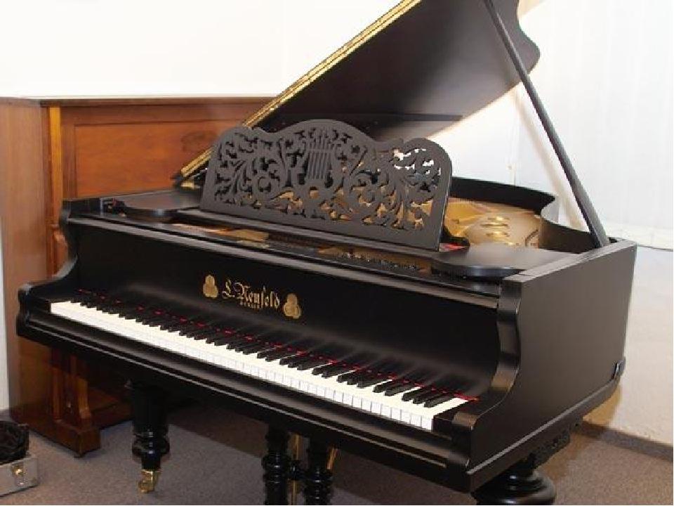 piano types