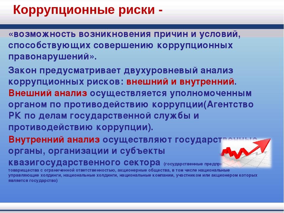 Карта коррупционных рисков медицинского учреждения образец