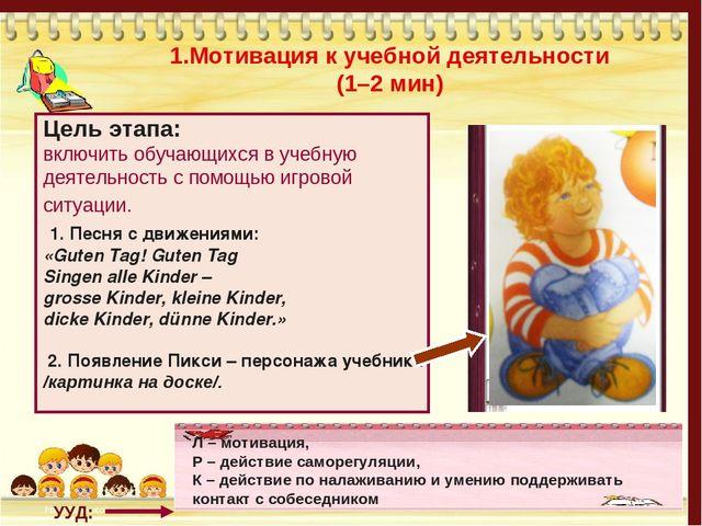 Планирование уроков немецкого языка 2 класс бим по фгос