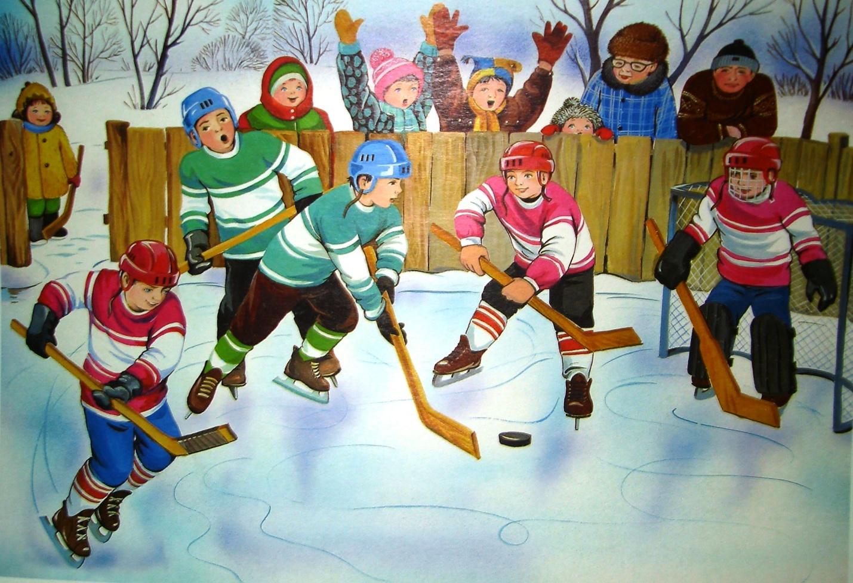 Спорт сказка картинки для детей