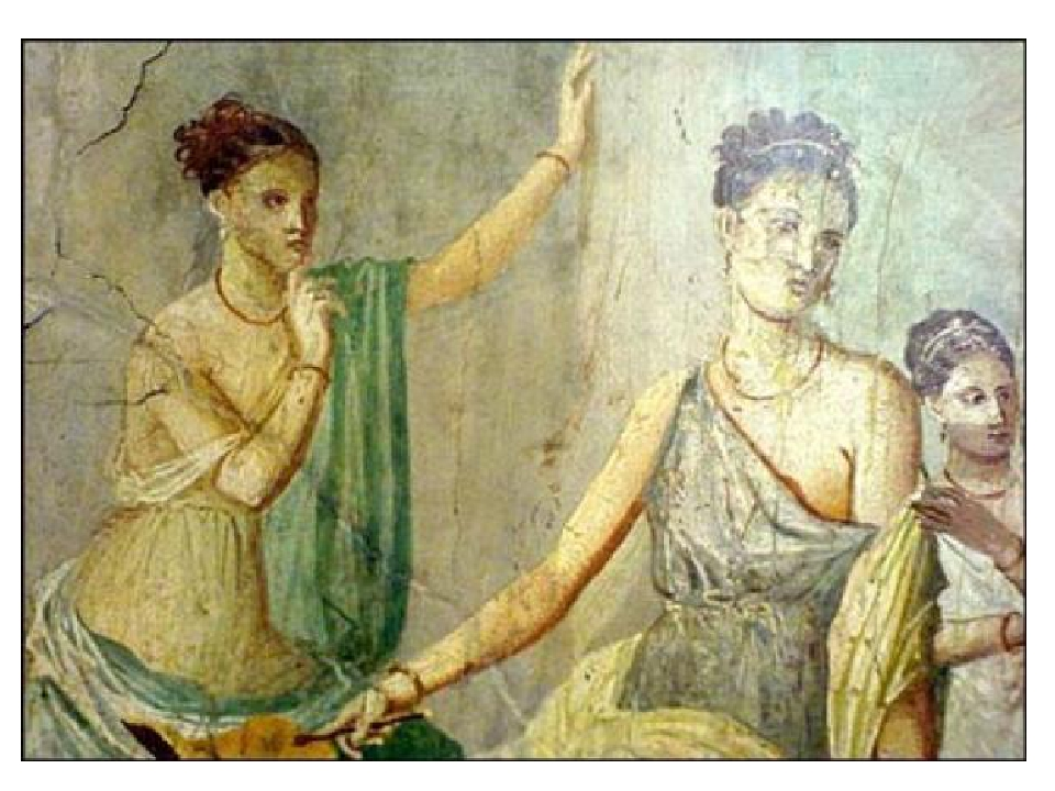 role of women in ancient roman society Roman men were the most distinguished people in ancient rome even their clothes were more beautiful so all roman citizens would recognize that the men were of a higher status than other romans all men wore togas, long sheets of expensive material that were folded over one shoulder and draped around the body.