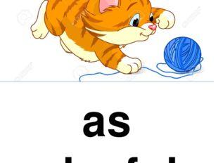 as playful as a kitten