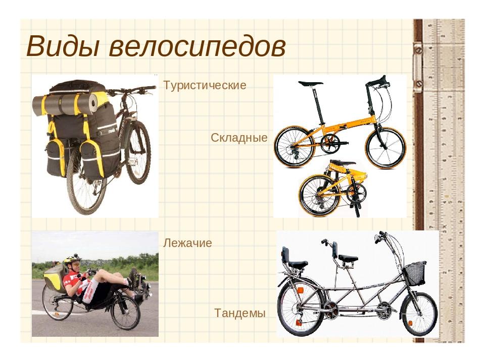 Доклад велосипедные походы и безопасность туристов 1268