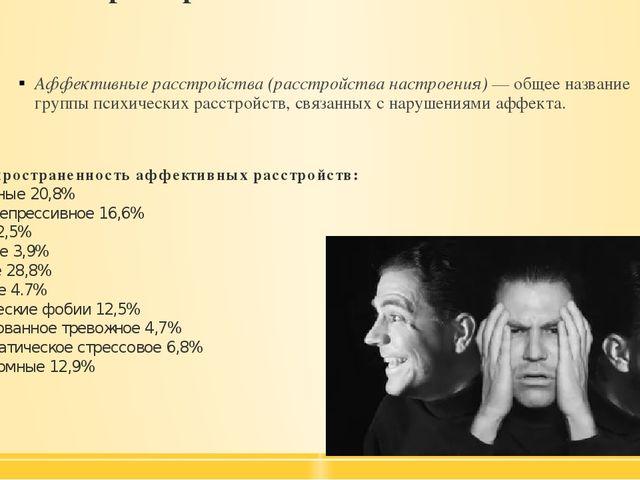 Тест на биполярное расстройство личности онлайн