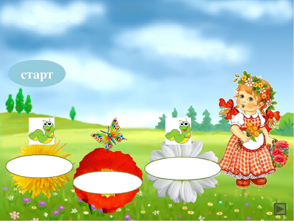 осень старт лето весна Прекрасная пора - … !