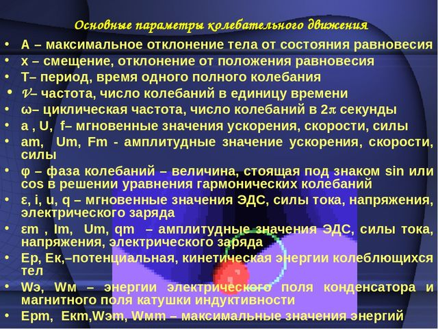Громова Татьяна Александровна МБОУ «ЧСОШ №1» А – максимальное отклонение тела...