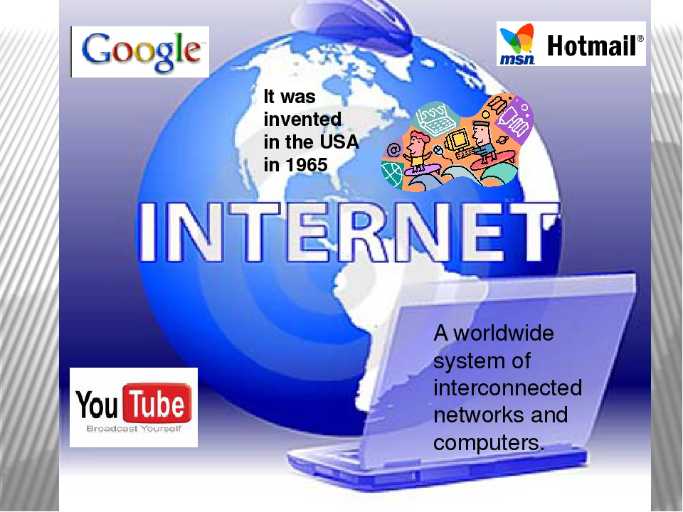 the internet in our lives