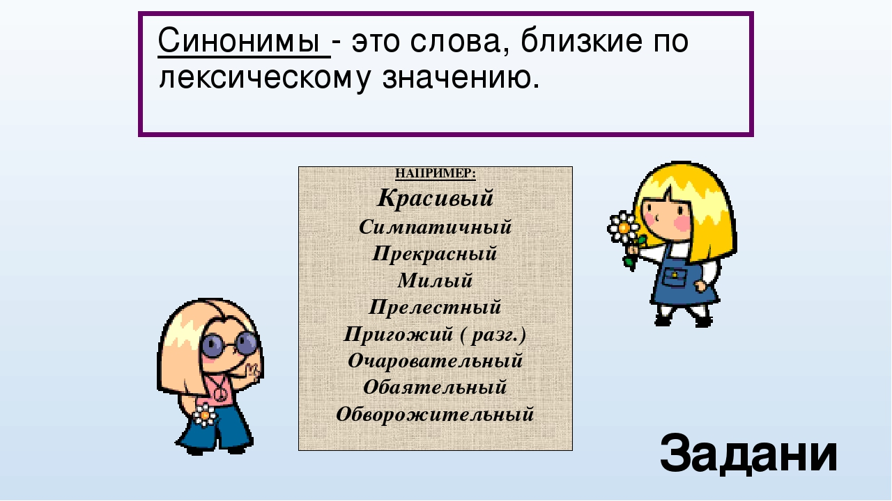 Паронимы (то греч. para – «около» и onyma – имя) – это слова, сходные по стро...