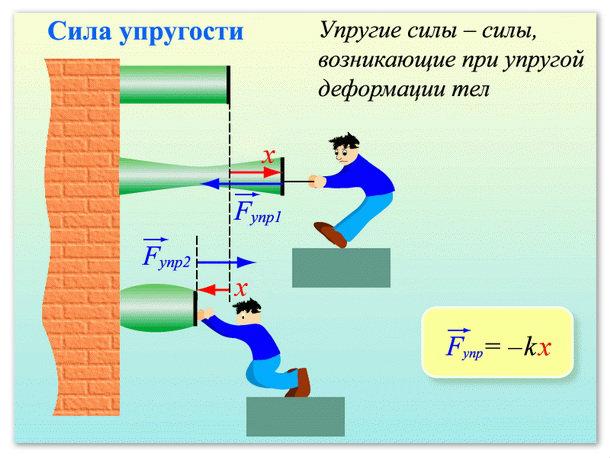 Доклад по физике на тему сила 2482