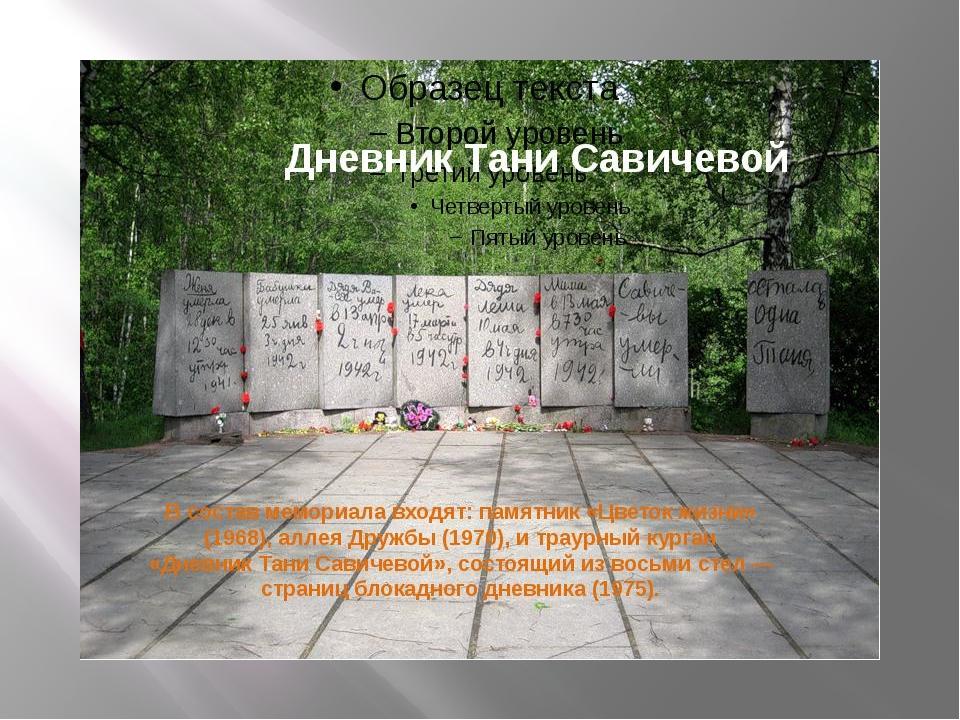 подобные картинка мемориал дневник тани савичевой биография президента сообщает