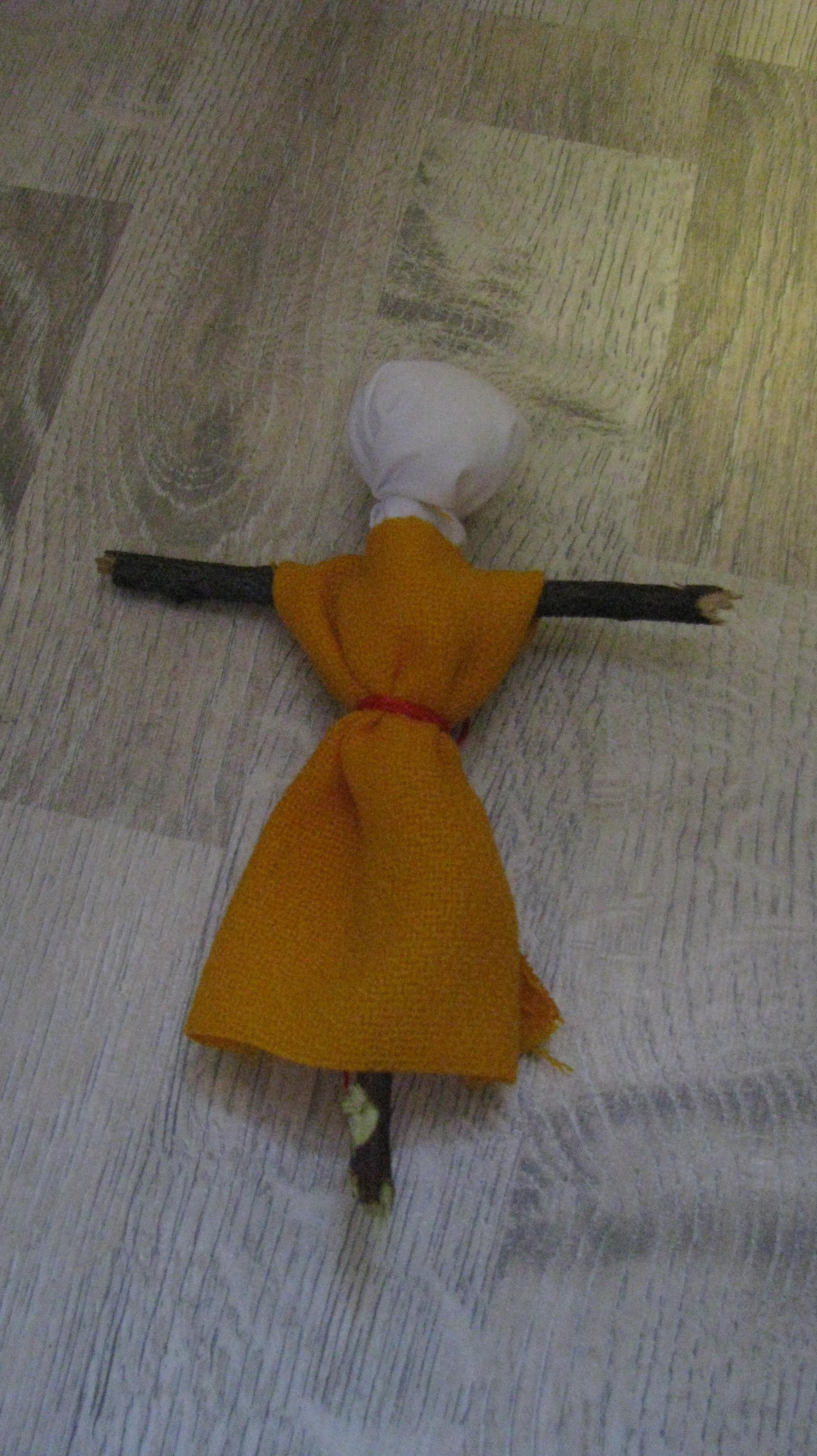МАСТЕР-КЛАСС « Куклы - обереги из бабушкиного сундука» « ПАРАСКЕВА»