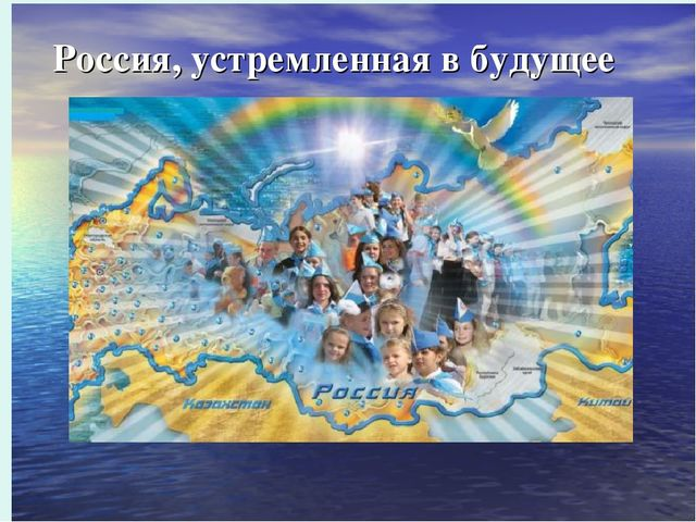 РОССИЯ УСТРЕМЛЕННАЯ В БУДУЩЕЕ ПРЕЗЕНТАЦИЯ 6 КЛАСС СКАЧАТЬ БЕСПЛАТНО