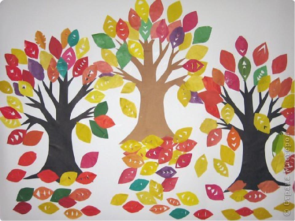 Поделки для 3 класса на тему осень из бумаги