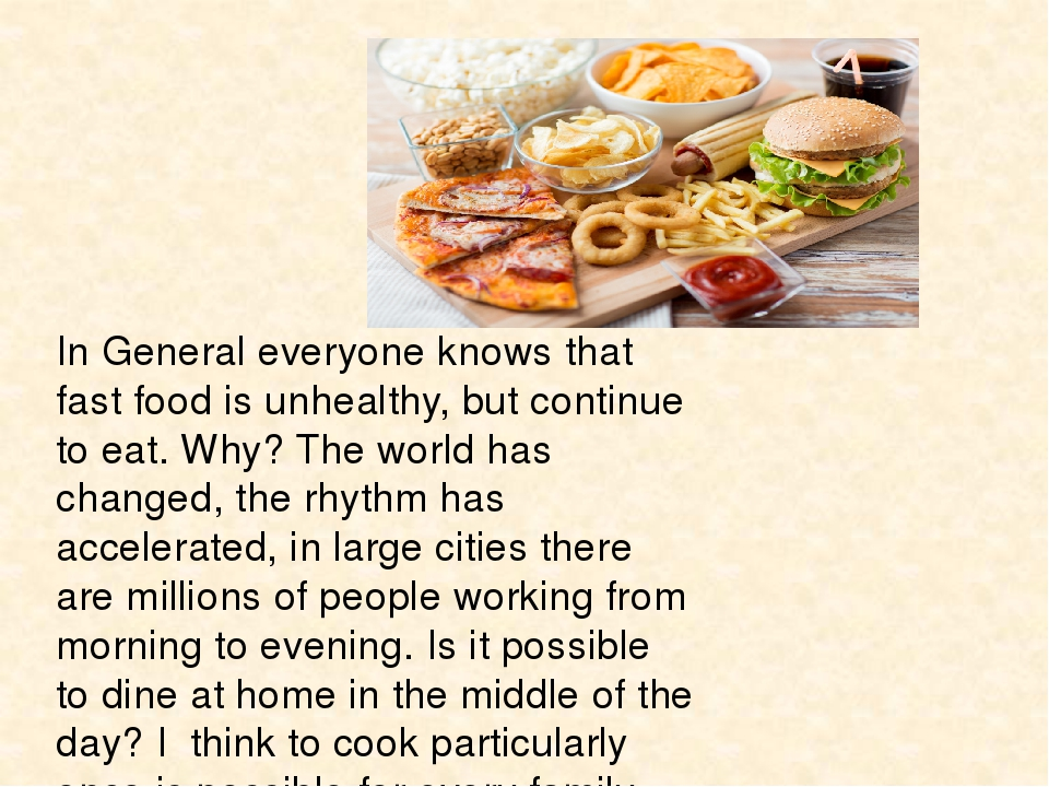 why fast food is unhealthy What is fast food and why is it so popular fast food refers to food that can be is fast food bad even when you are eating healthier fast foods such as.