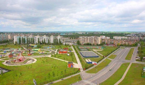 области губкин фото белгородской