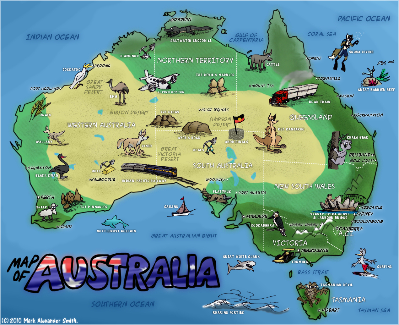 travel and tourism in australia to
