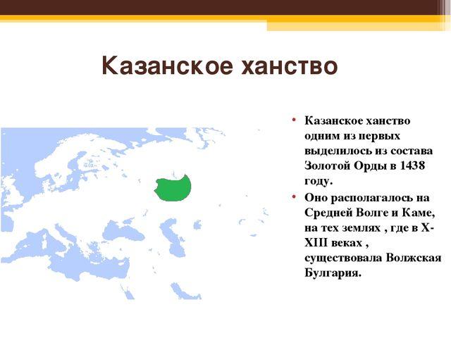 ПРЕЗЕНТАЦИЯ НА ТЕМУ КАЗАНСКОЕ ХАНСТВО СКАЧАТЬ БЕСПЛАТНО