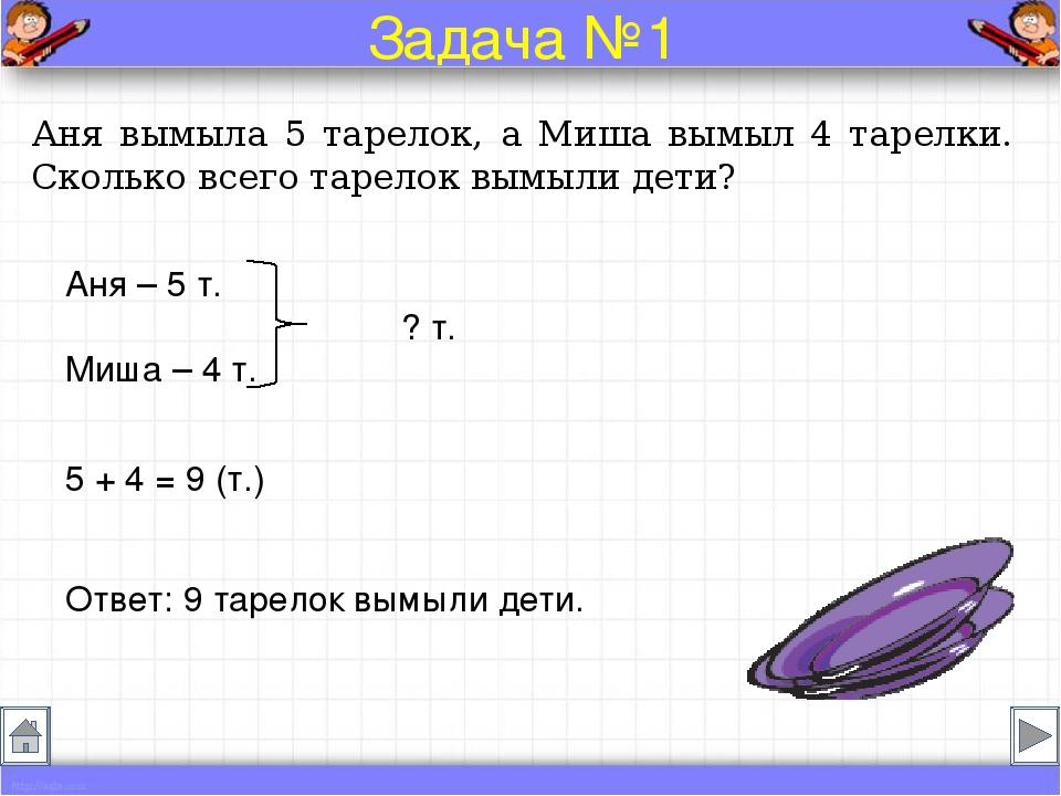 поддержания достигнутого задачи для первых классов в два действия России нет